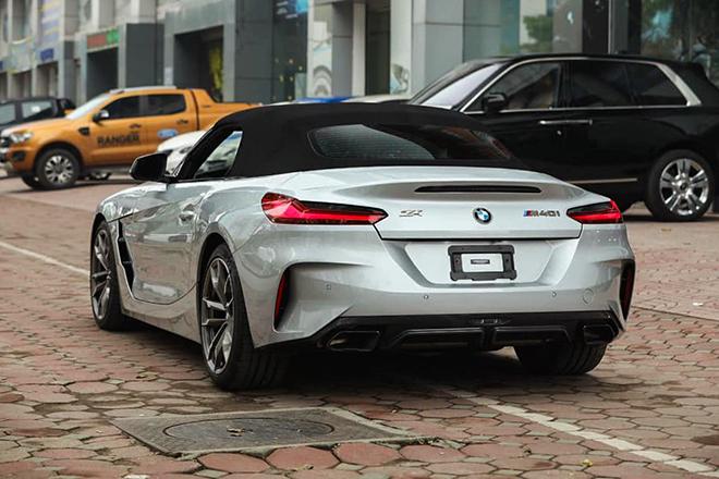 BMW Z4 M40i sở hữu động cơ lớn đầu tiên có mặt tại Việt Nam - 2