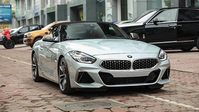 BMW Z4 M40i sở hữu động cơ lớn đầu tiên có mặt tại Việt Nam - 1