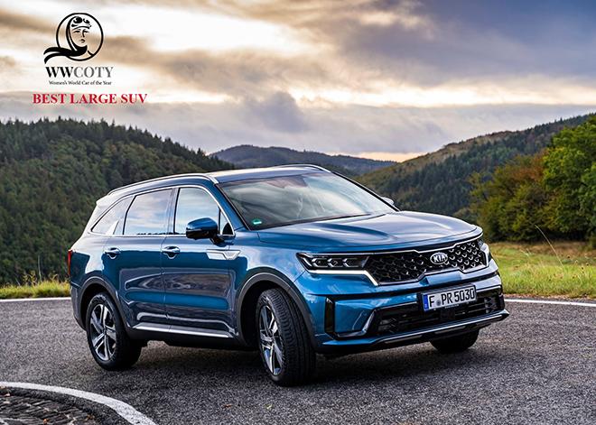 """Giải thưởng """"Xe Thế giới của năm 2021"""" do phái nữ bình chọn thuộc về Land Rover Defender - 9"""