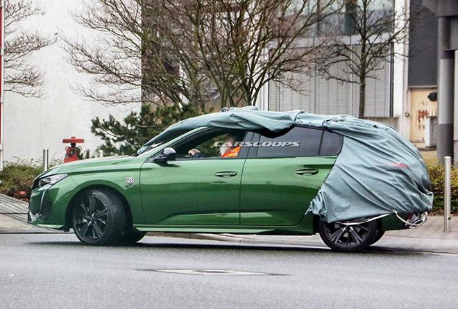 Peugeot 308 thế hệ mới lộ diện trước ngày ra mắt - 3