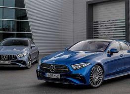 Mercedes-Benz CLS thế hệ mới ra mắt toàn cầu