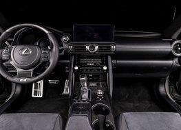 Lexus IS F-Sport phiên bản giới hạn 500 chiếc toàn cầu trình làng