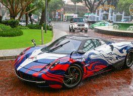 Điểm danh 3 mẫu siêu xe đắt đỏ nhất tại Việt Nam