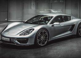 Porsche Taycan có thêm biến thể nhỏ và giá thấp hơn