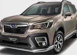 Subaru Việt Nam tiếp tục khuyến mãi hơn 159 triệu đồng cho dòng xe Forester