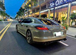 Porsche Panamera lăn bánh 64.000km rao bán lại chỉ 1,7 tỷ đồng
